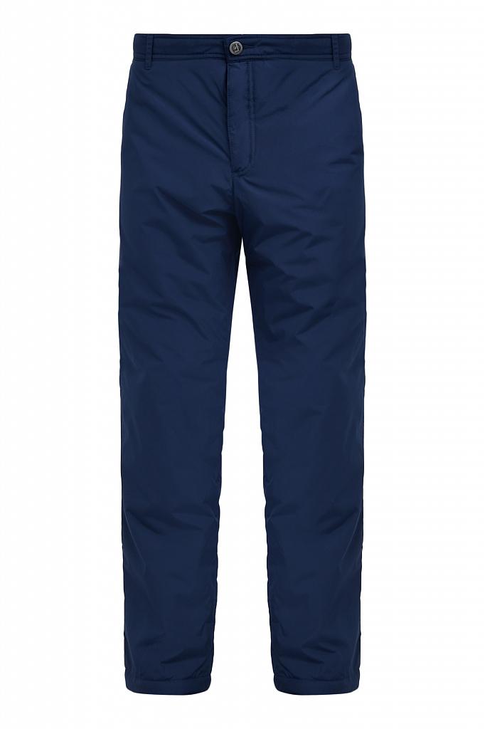 Фото 6 - брюки мужские темно-синего цвета