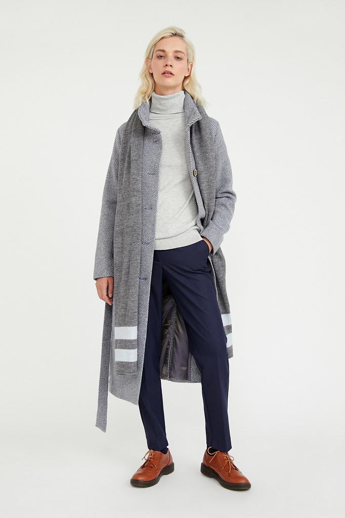 Finn-Flare пальто женское
