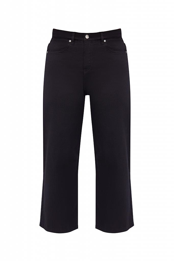Фото - джинсы женские черного цвета