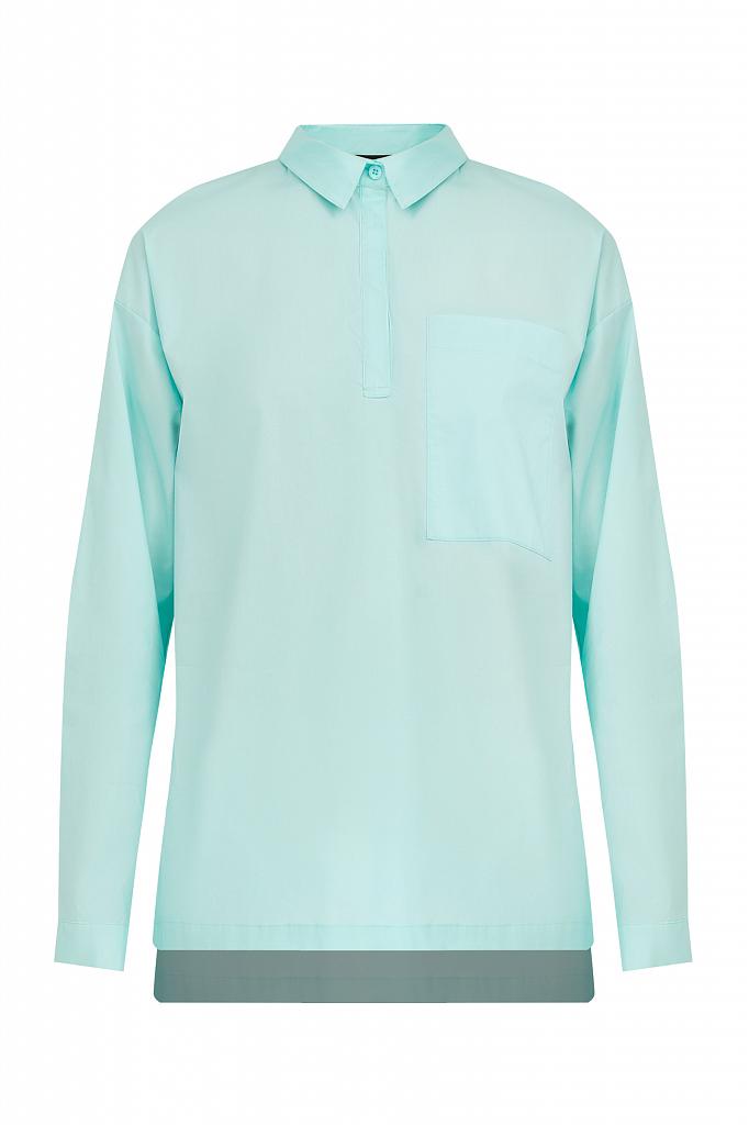 Фото 8 - блузка женская цвет бежево-желудевый