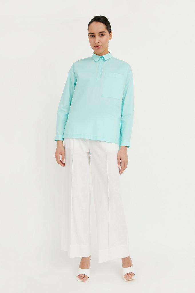 Фото 2 - блузка женская цвет бежево-желудевый