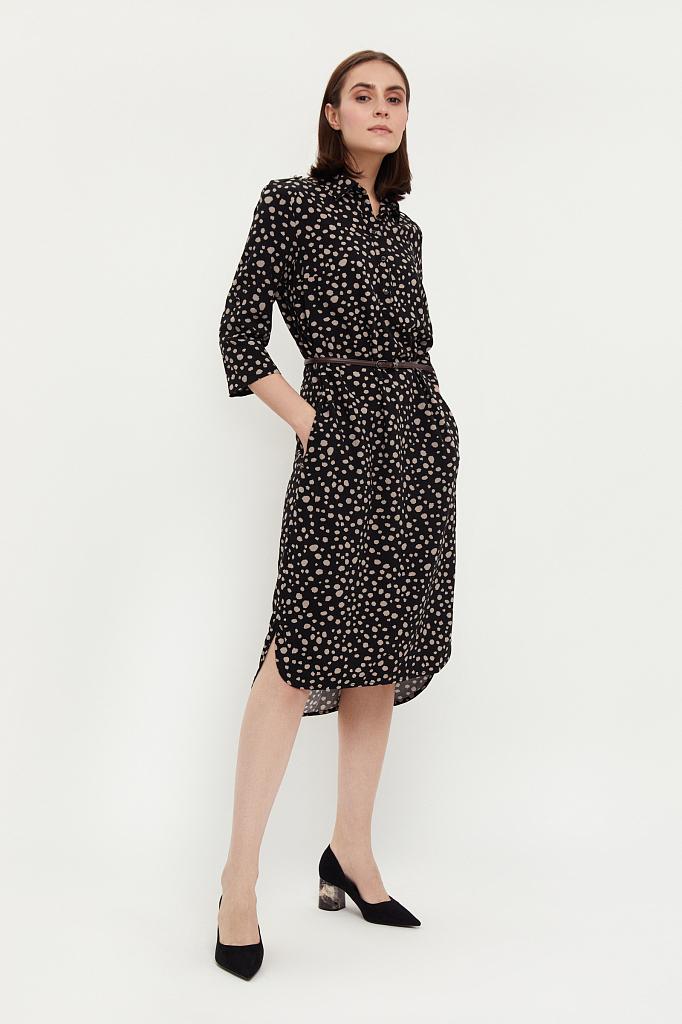 Finn-Flare платье женское платье женское iv27328