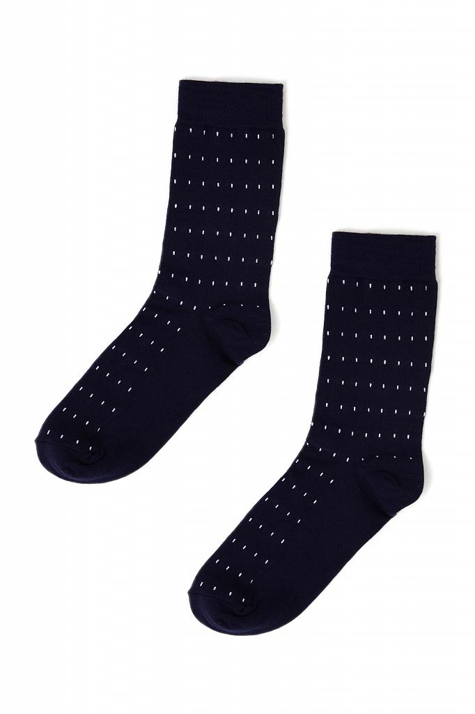 носки мужские Finn-Flare темно-синего цвета