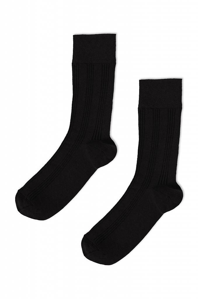 носки мужские Finn-Flare черного цвета