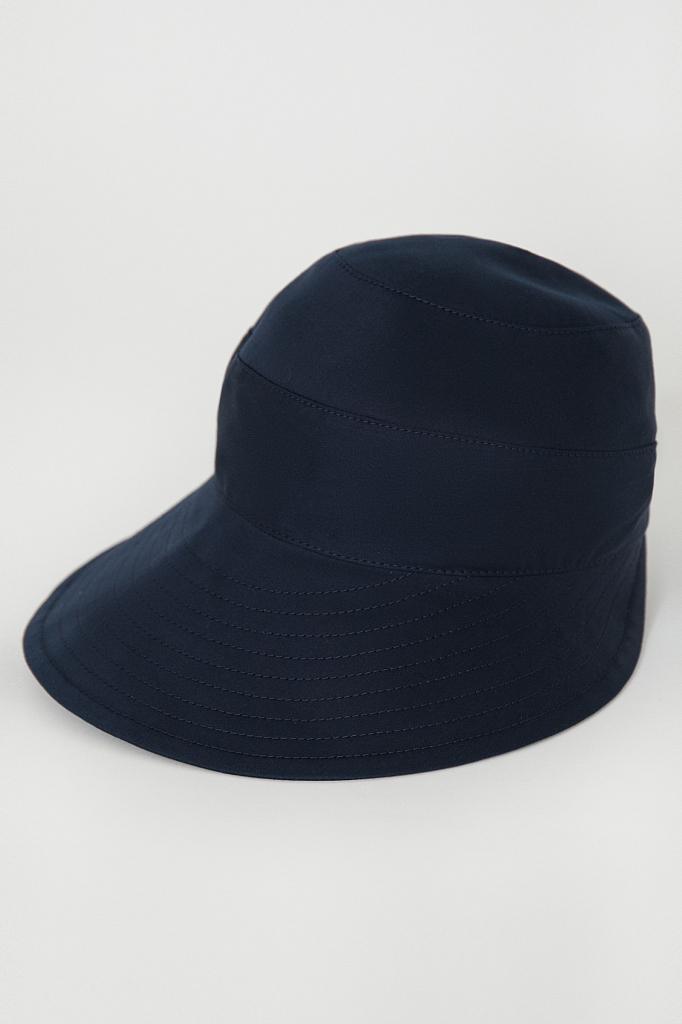 кепи женское Finn-Flare темно-синего цвета