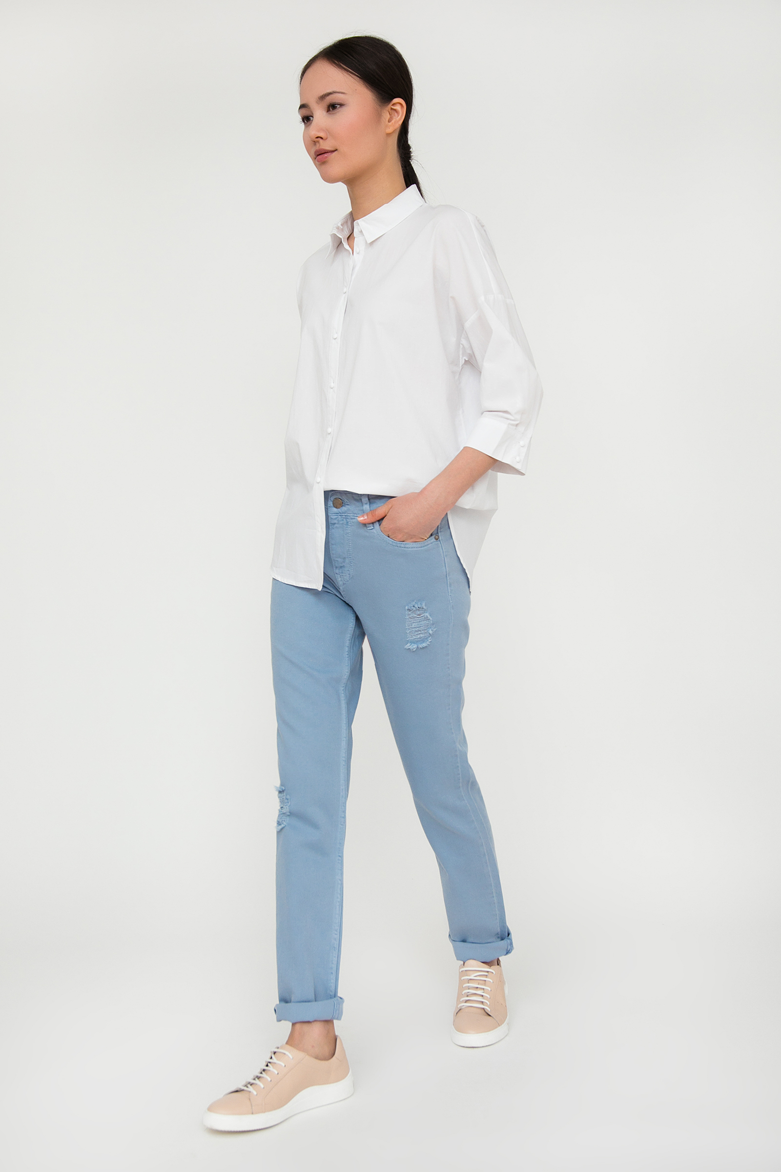 джинсы женские