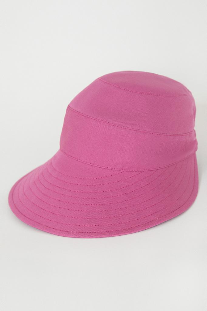 кепи женское Finn-Flare розового цвета
