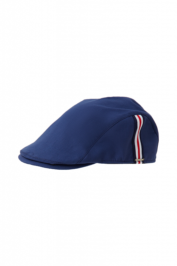 кепи мужское Finn-Flare полуночно-синего цвета