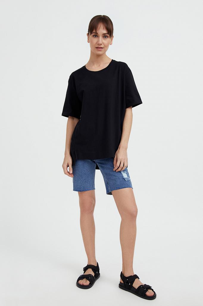 Фото - Finn-Flare шорты джинсовые женские please джинсовые шорты