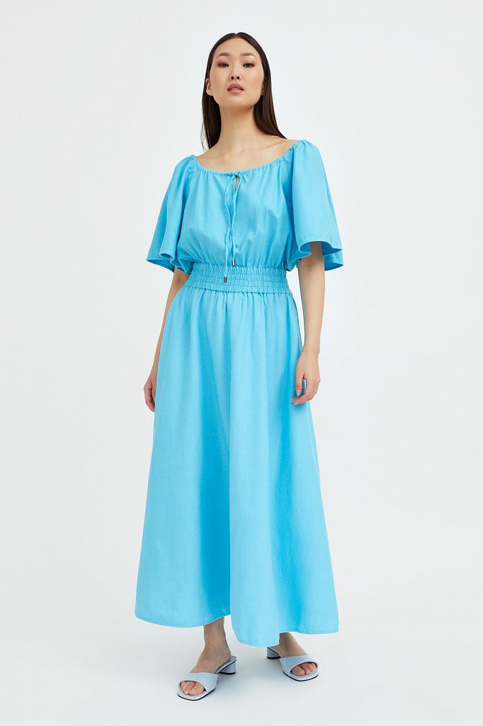 платье женское1
