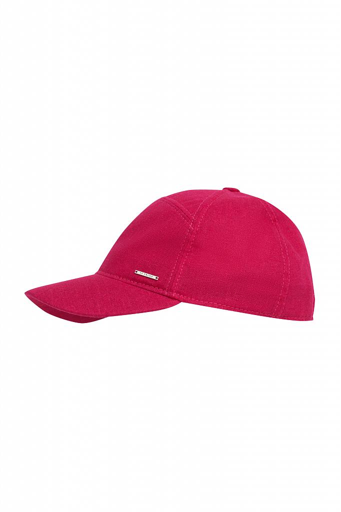 кепи женское Finn-Flare цвет неоновый розовый