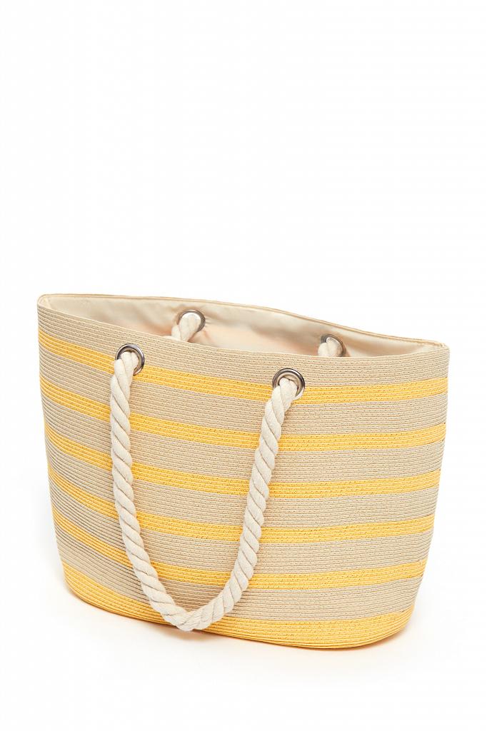 сумка женская Finn-Flare желтого цвета