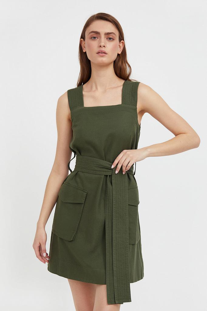 Finn-Flare платье женское платье женское iv29641