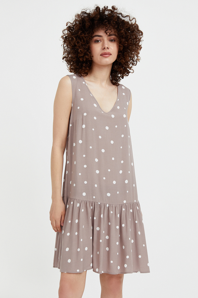 Фото - Finn-Flare короткое платье в горох zanetti 1965 короткое платье