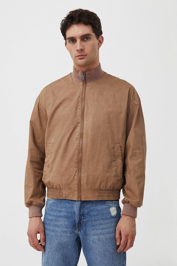 куртка мужская Finn-Flare цвет корица