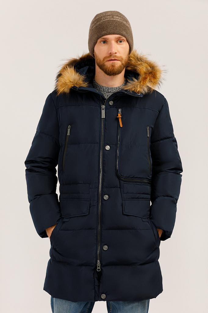 Finn-Flare пальто мужское