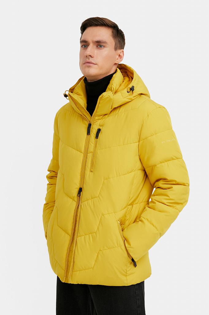 куртка мужская Finn-Flare цвет нектариновый