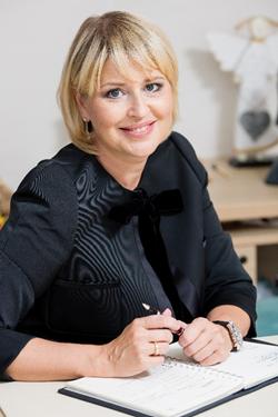 фотография Ксении Рясовой, Президента компании FiNN FLARE