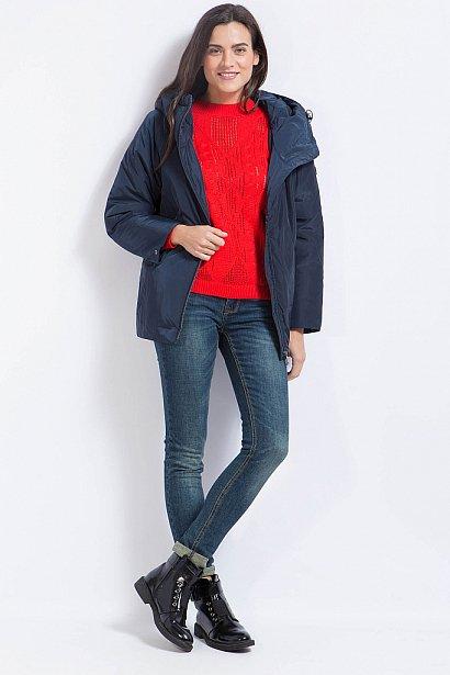 Куртка женская, Модель A17-12019, Фото №3