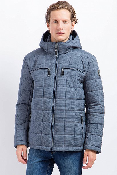 Куртка мужская, Модель A17-22017, Фото №2