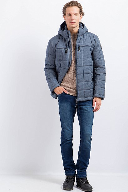 Куртка мужская, Модель A17-22017, Фото №3