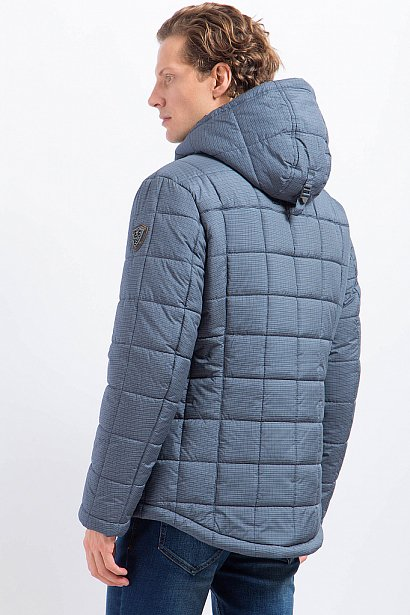 Куртка мужская, Модель A17-22017, Фото №5