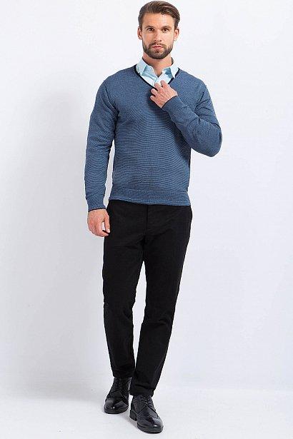Джемпер мужской, Модель A17-21103, Фото №2