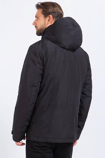 Пуховик мужской, Модель A17-21039, Фото №5