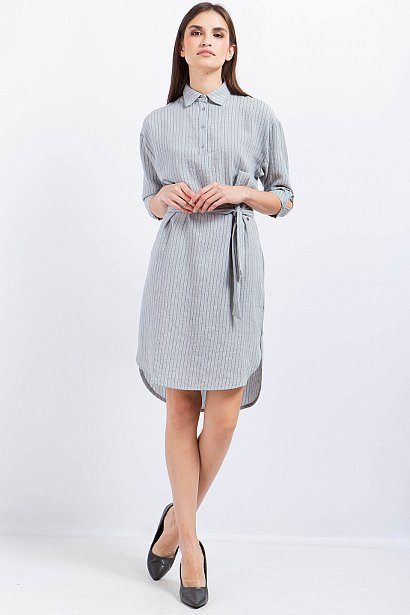 Платье женское, Модель A17-11021, Фото №2