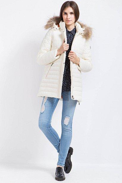 Куртка женская, Модель A17-12011, Фото №3