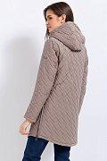 Полупальто женское, Модель A17-11005, Фото №5