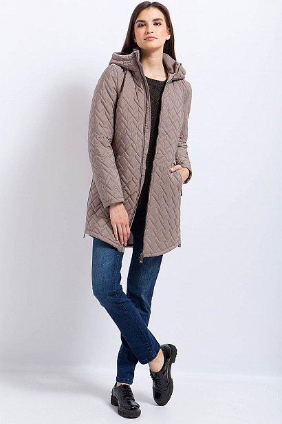 Полупальто женское, Модель A17-11005, Фото №3