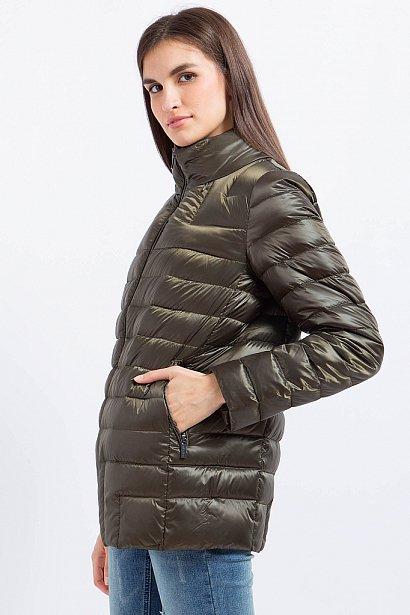 Пуховик женский, Модель A17-12022, Фото №2