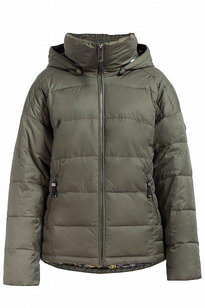 Куртка женская, Модель A17-12024, Фото №1