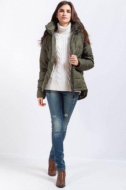 Куртка женская, Модель A17-12024, Фото №2