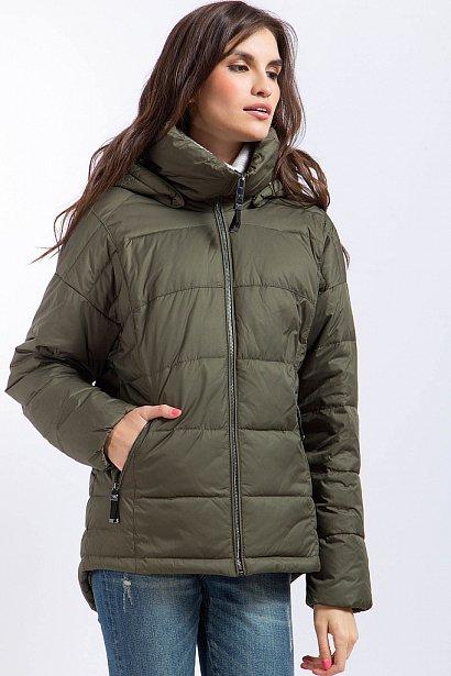 Куртка женская, Модель A17-12024, Фото №3