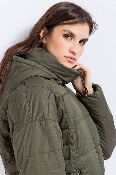 Куртка женская, Модель A17-12024, Фото №5