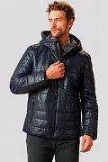 Кожаная куртка мужская, Модель A18-21801, Фото №1