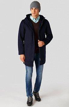 Полупальто мужское, Модель A18-21039, Фото №2