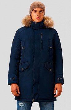 Пальто  мужское, Модель A18-22022, Фото №1