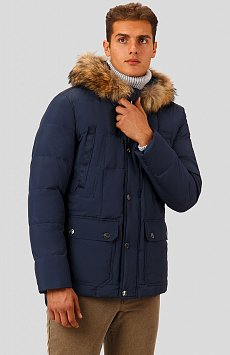 Пальто мужское, Модель A18-42004, Фото №1