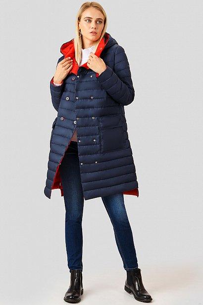 Полупальто женское, Модель A18-11083, Фото №2