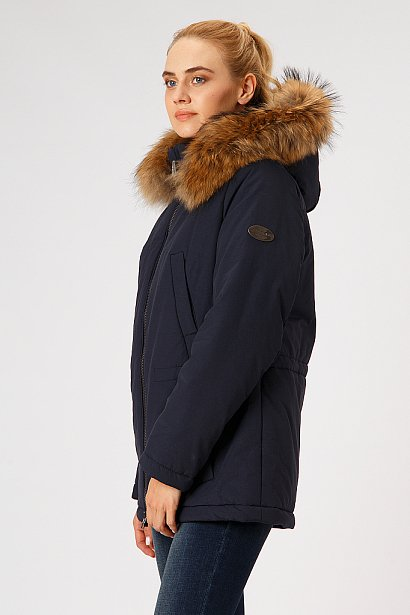 Куртка женская, Модель A18-12027, Фото №3