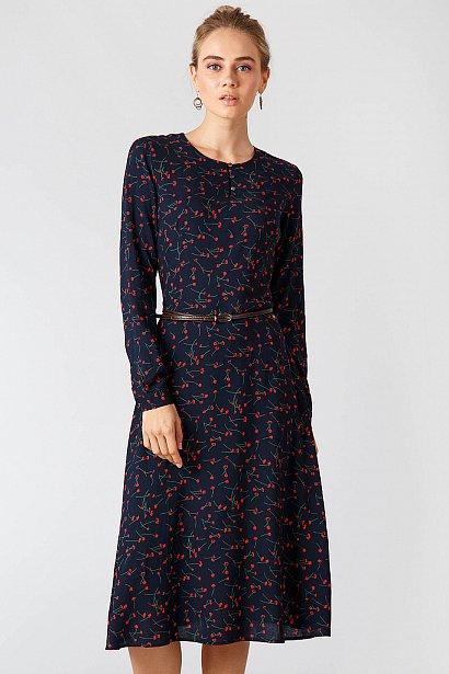 Платье женское, Модель A18-12043, Фото №1