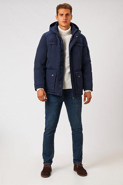 Пуховик мужской, Модель A18-21002, Фото №2