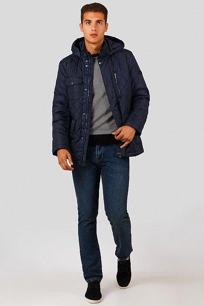 Куртка мужская, Модель A18-21015, Фото №2