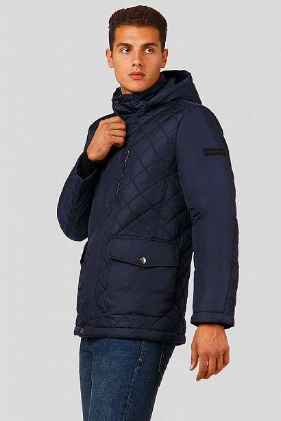 Куртка мужская, Модель A18-21015, Фото №3