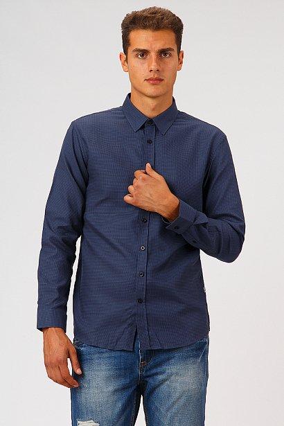 Рубашка мужская, Модель A18-21025, Фото №1