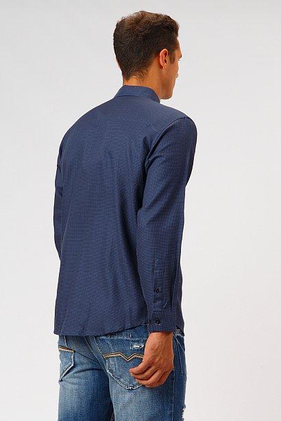 Рубашка мужская, Модель A18-21025, Фото №3