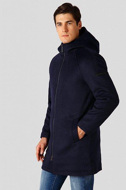 Полупальто мужское, Модель A18-21039, Фото №3